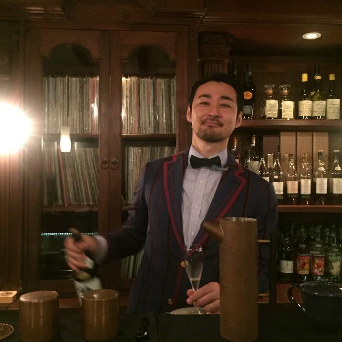 Bespoke Cocktail Bar
