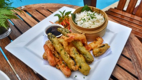 Vegetarian Food In Fiji