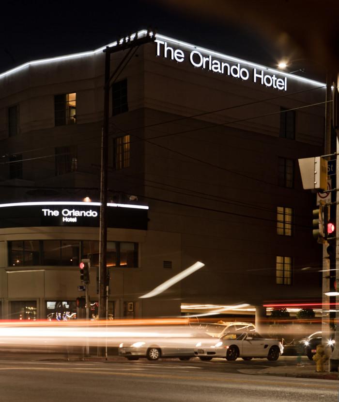 The Orlando Hotel Los Angeles