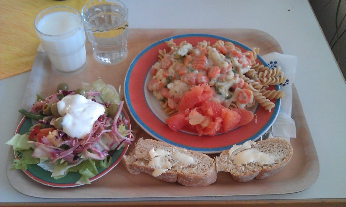 finland's school lunch