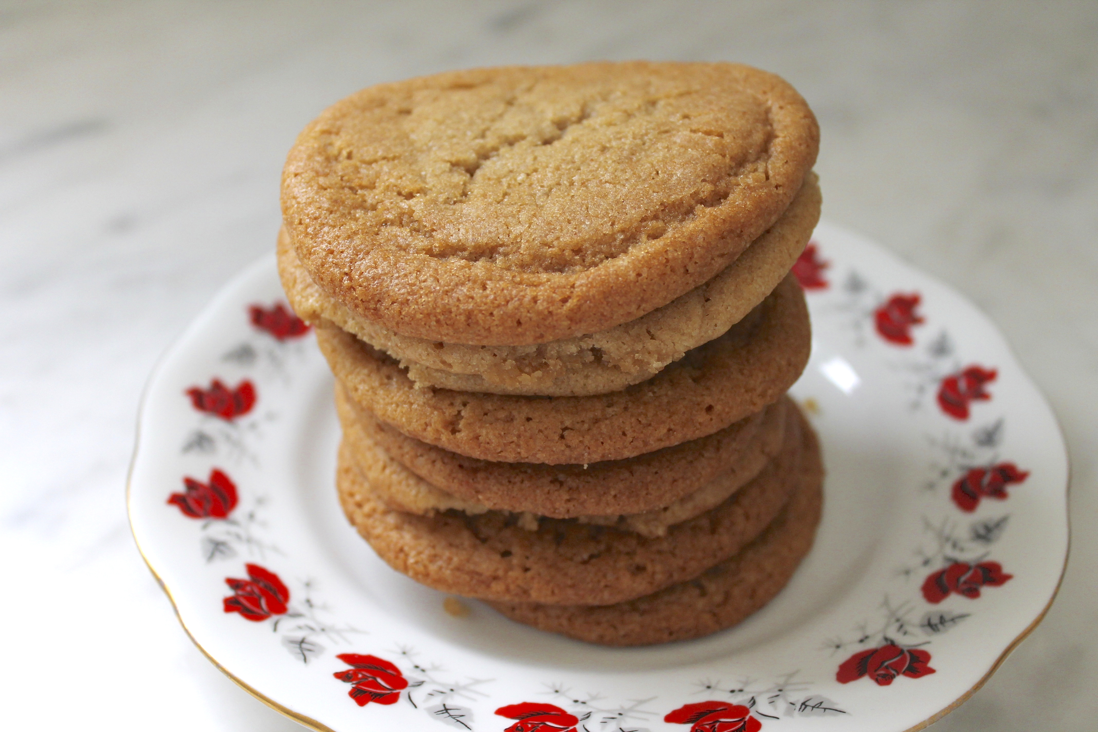 You Need To Try These Vegan Brown Butter Cookies