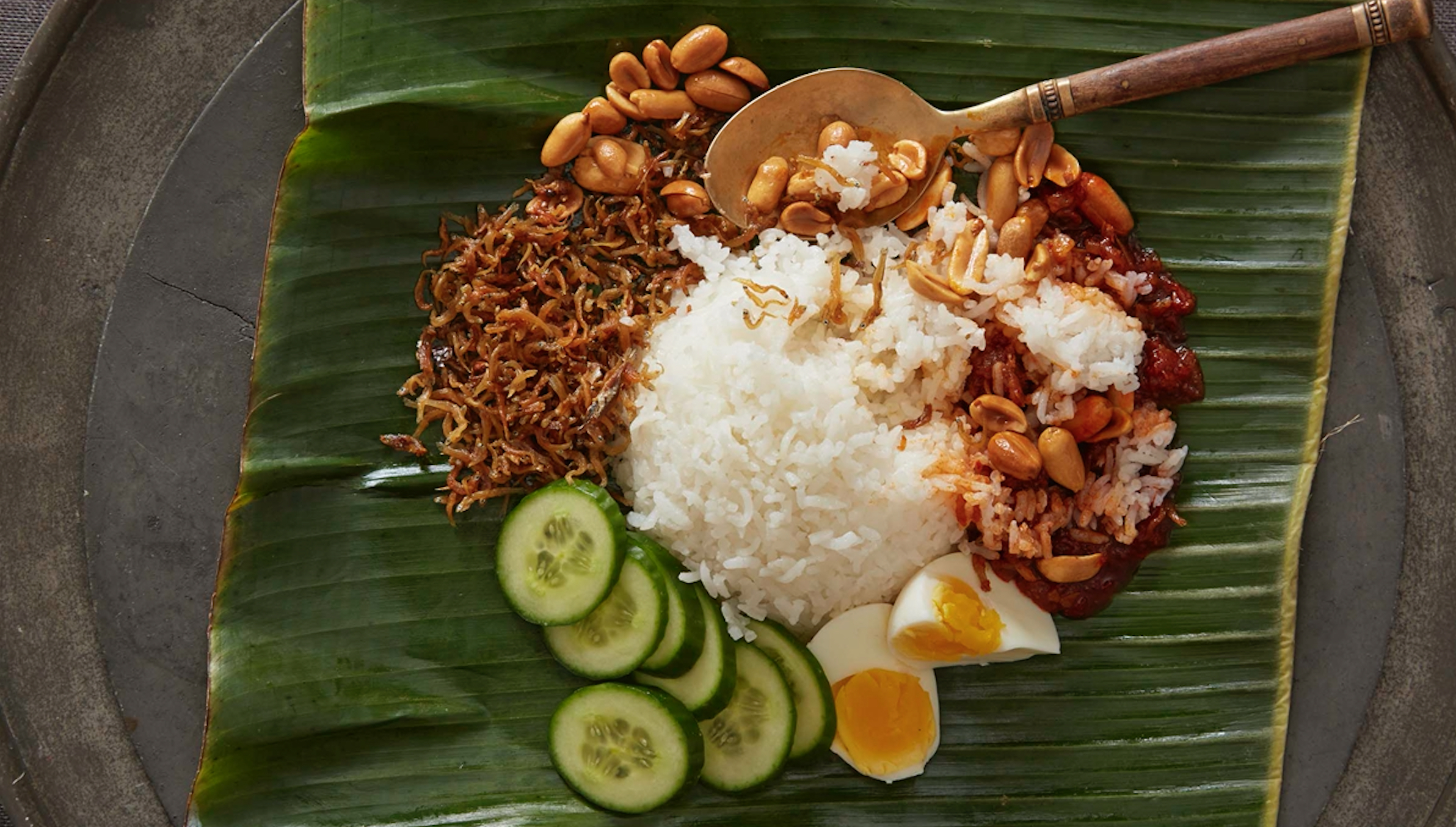 Malaysian must make this authentic nasi lemak recipe for Authentic malaysian cuisine