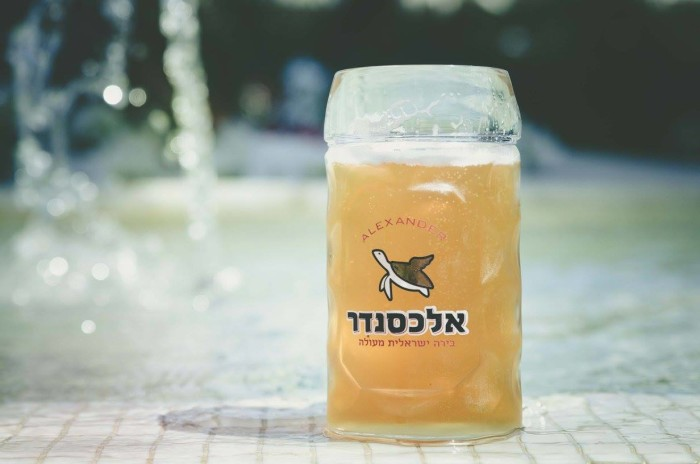 Alexander Brewery is one of the most popular craft brands in Israel. (Photo: Alexander Brewery/Facebook.)