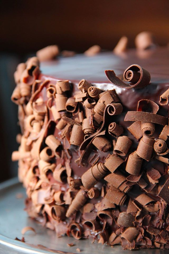FrenchBroadChocolateCake