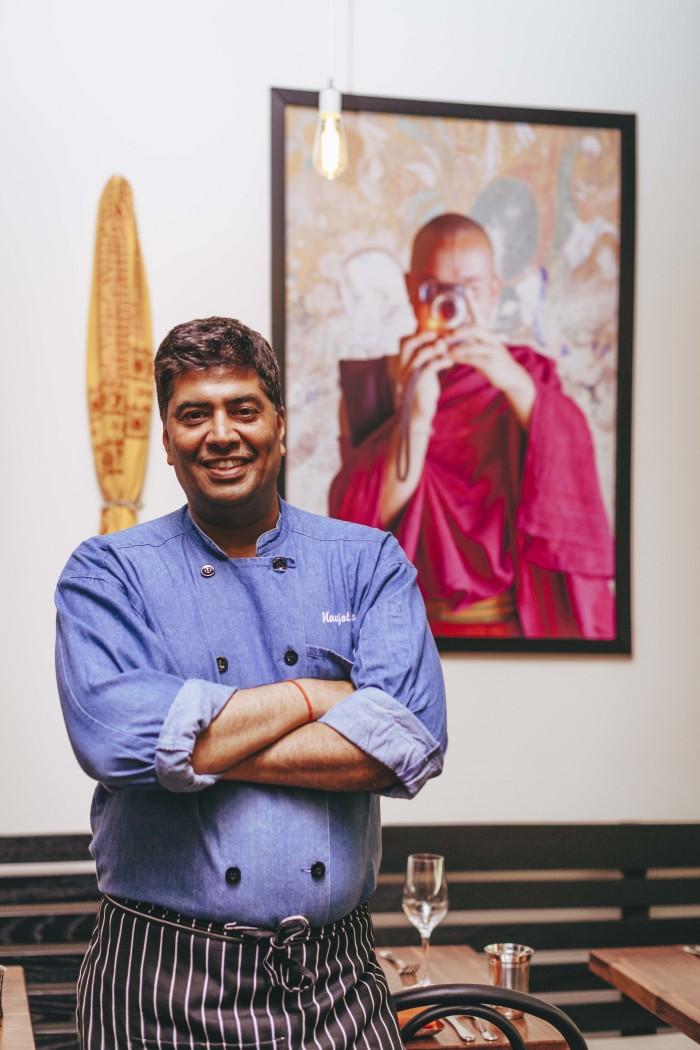 Chef Navjot Arora