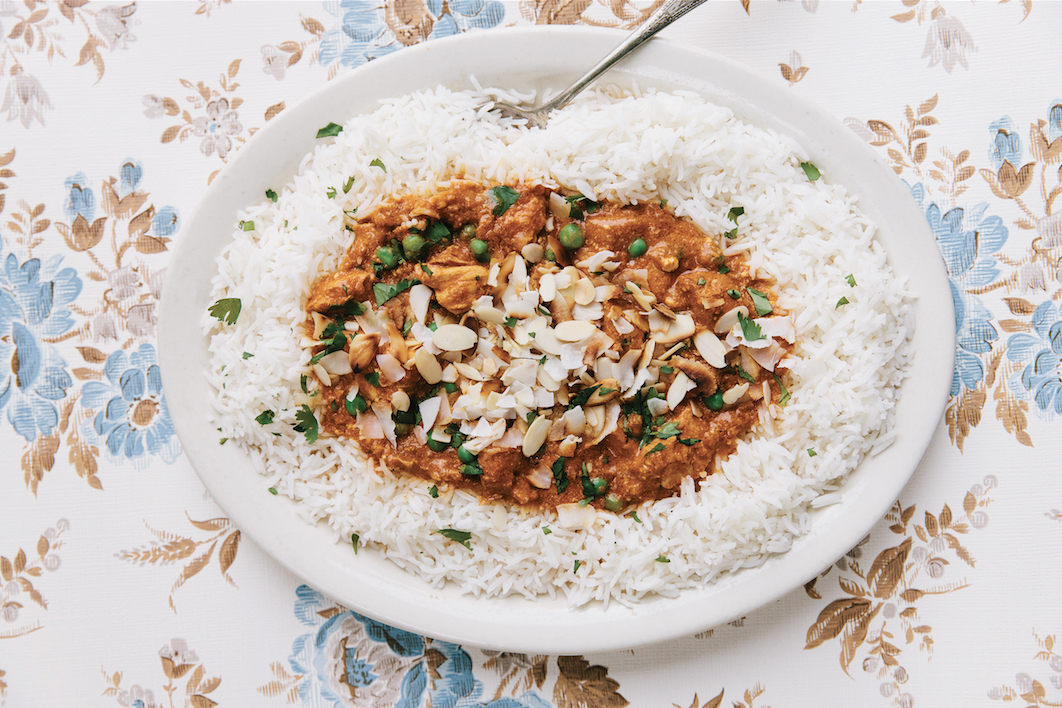 Indian Tonight: Slow Cooker Butter Chicken