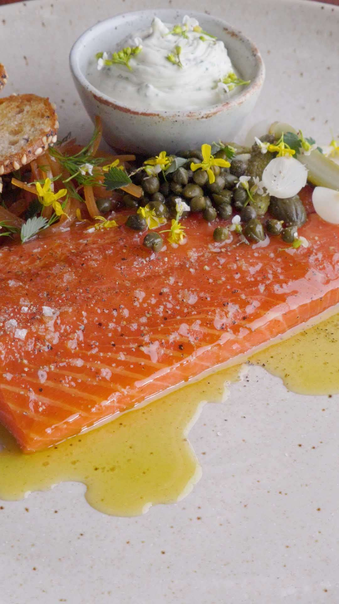how to make smoked salmon without a smoker. Black Bedroom Furniture Sets. Home Design Ideas