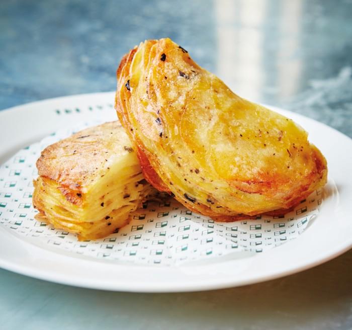 sarladaise potatoes