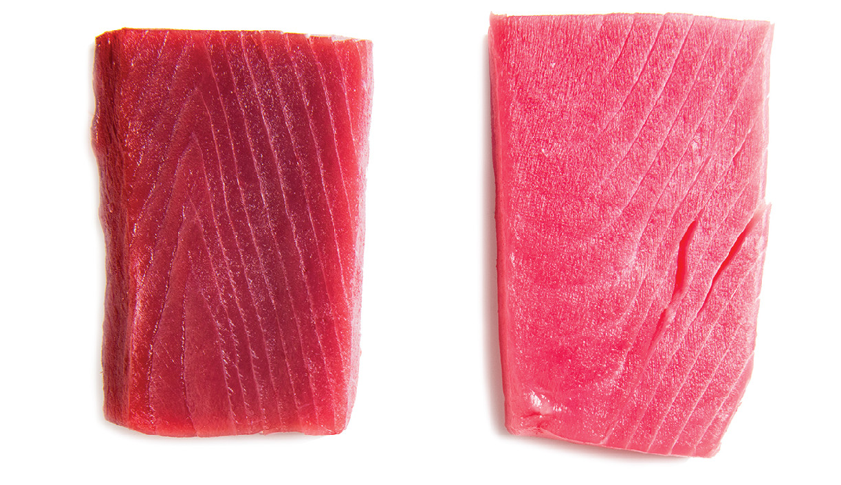 Do You Know What Color Your Tuna Should Be?
