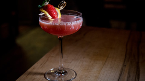 charity cocktails