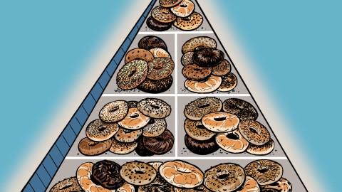bagels around the world
