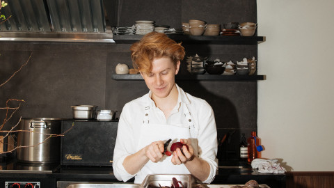 teen chef