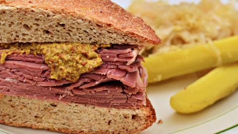 Mustard On Food